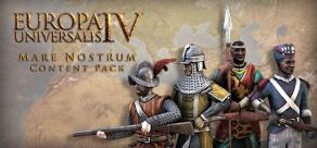Europa Universalis IV: Mare Nostrum Content Pack фото