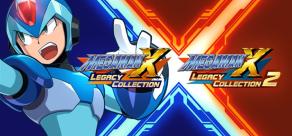Mega Man™ X Legacy Collection 1+2 Bundle / ロックマンX アニバーサリー コレクション 1+2 バンドル фото