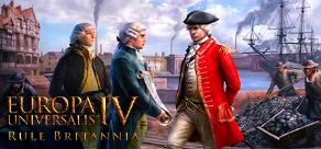 Europa Universalis IV: Rule Britannia фото