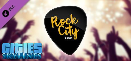 Cities: Skylines - Rock City Radio фото