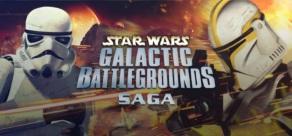 Star Wars Galactic Battlegrounds Saga фото