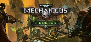 Warhammer 40,000: Mechanicus. Warhammer 40,000: Mechancus - Heretek фото