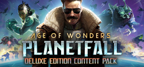 Age of Wonders: Planetfall - Deluxe Edition Content фото