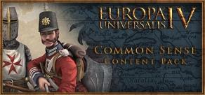 Europa Universalis IV: Common Sense Content Pack фото