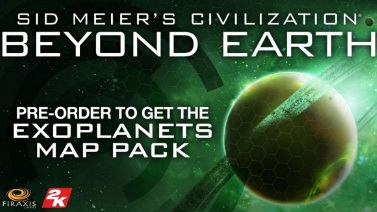 Sid Meier's Civilization : Beyond Earth - Exoplanets Map Pack фото