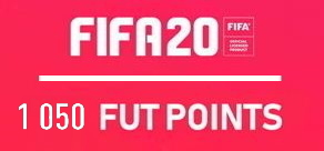 FIFA 20 ULTIMATE TEAM FIFA POINTS 1050 фото