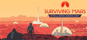 Surviving Mars: Stellaris Dome Set фото