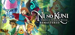 Ni no Kuni Wrath of the White Witch Remastered фото