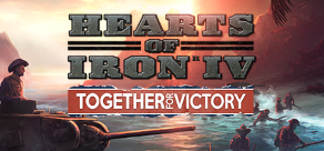 Hearts of Iron IV: Cadet Edition. Hearts of Iron IV: Together For Victory фото