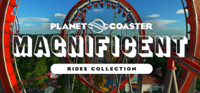 Planet Coaster - Magnificent Rides Collection фото