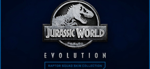 Jurassic World Evolution: Raptor Squad Skin Collection фото