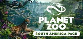 Planet Zoo: South America Pack фото