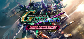 SD GUNDAM G GENERATION CROSS RAYS Deluxe Edition фото