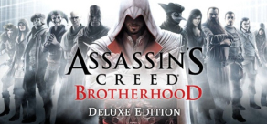 Assassin's Creed: Brotherhood - Deluxe Edition фото