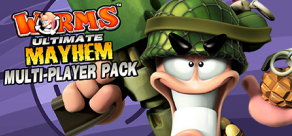 Worms Ultimate Mayhem - Multiplayer Pack фото