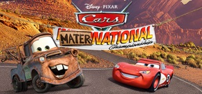 Disney Pixar Cars: Mater-National Championship фото