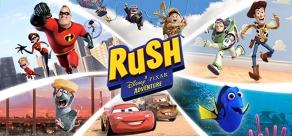 RUSH: A Disney • PIXAR Adventure фото