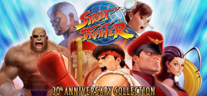 Street Fighter: 30th Anniversary Collection фото