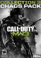 Call of Duty: Modern Warfare 3 - Collection 3: Chaos Pack. (дополнение)