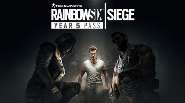 Tom Clancy's Rainbow Six: Siege - самый насыщенный год игры с Year 5 Pass!