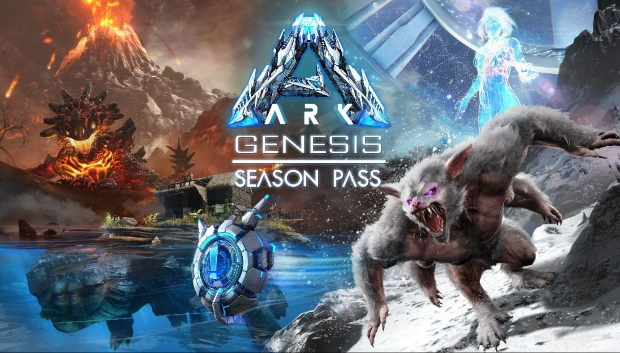 ARK: Survival Evolved. ARK: Genesis Season Pass