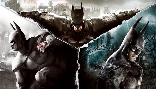 Распродажа серии Batman: Arkham с 19 по 22 Марта!