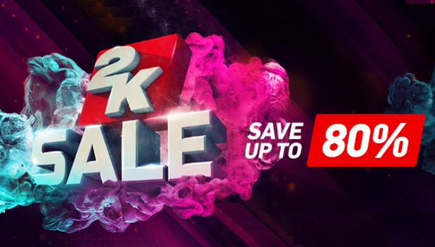 Распродажа издателя 2K с 18 по 25 Апреля!