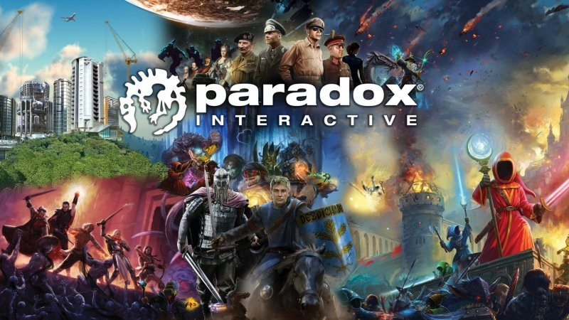 Большая распродажа игр от Paradox! До 29 февраля!