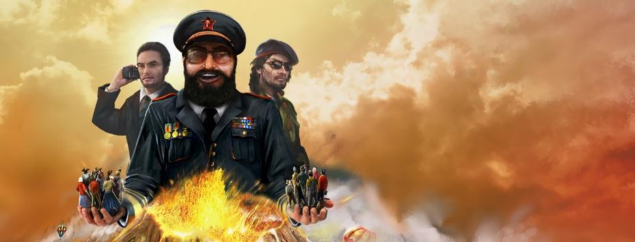 Tropico 4: Gold Edition (для Mac)