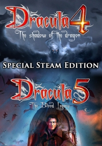 Dracula 4 + 5